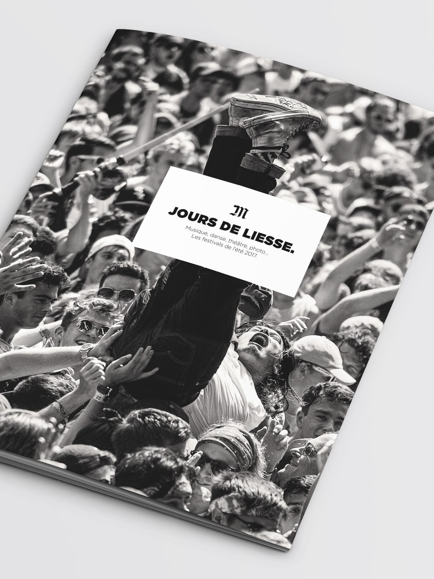 Aurelie Bert, Le monde,design graphisme, Presse