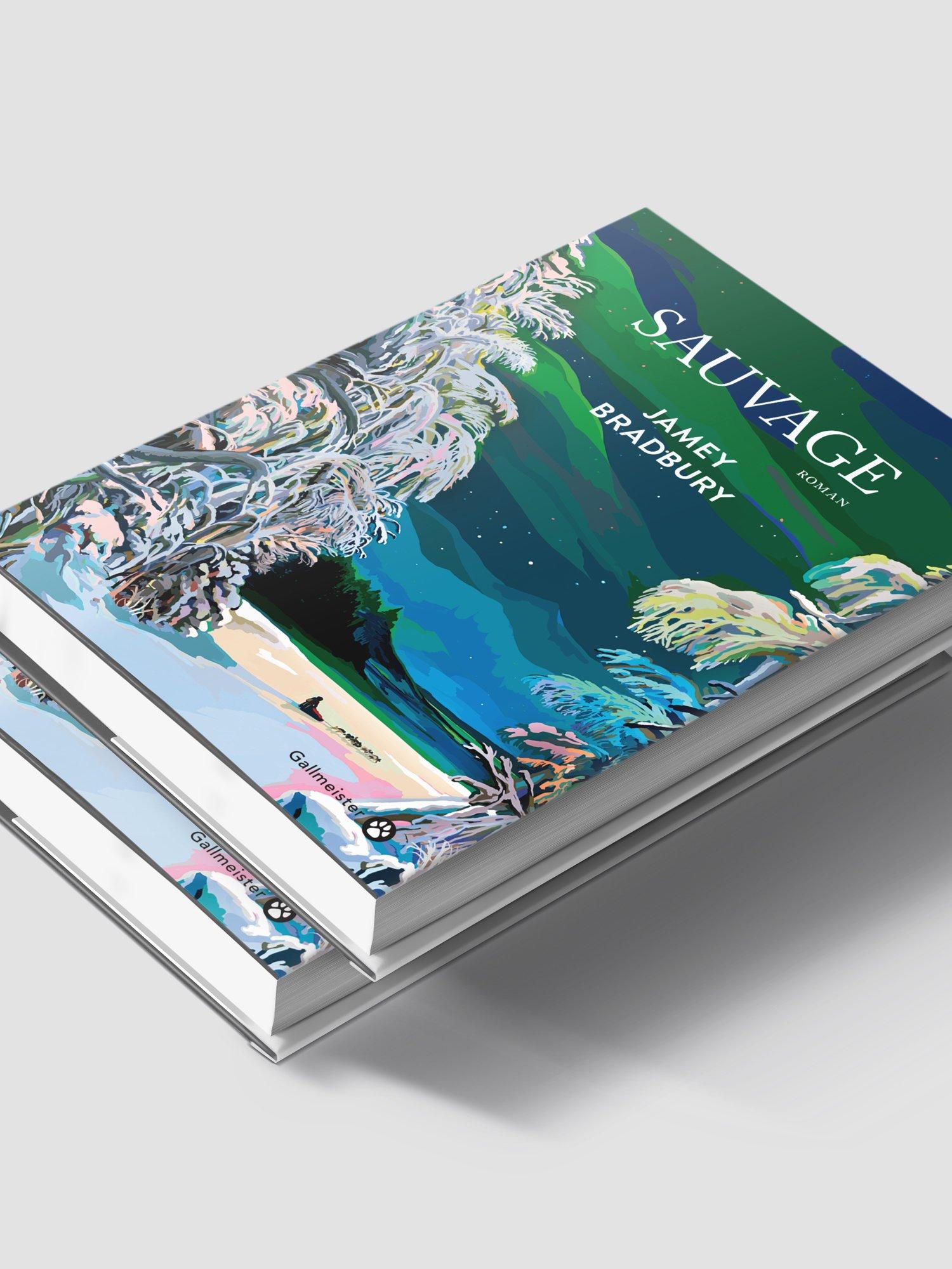 gallmeister,editions,aurelie bert,graphisme,audrey spiry