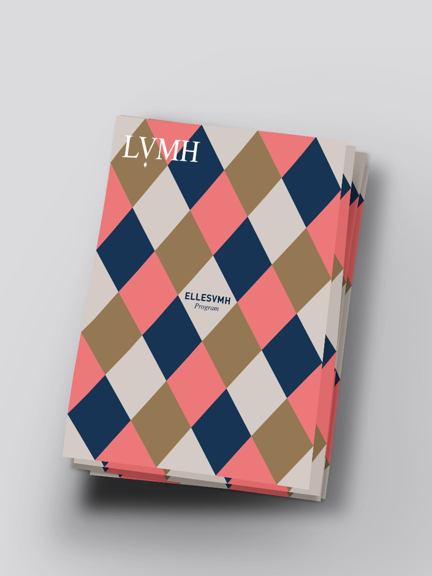 LVMH,Elles,aurelie bert,havas paris,corporate,luxe,design graphic